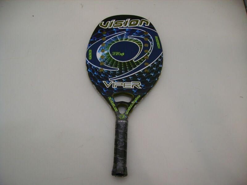c33fb3600 Beach Tennis Racket Racket Vision Viper 2018 Gift Idea