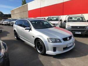 2008 Holden Commodore VE SV6 Wagon Lilydale Yarra Ranges Preview