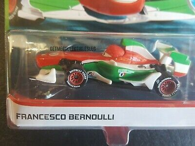 DISNEY PIXAR CARS FRANCESCO BERNOULLI WGP 2020 SAVE 6% GMC