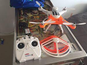 Twister Quattro x drone $250 Hope Island Gold Coast North Preview