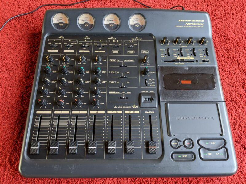 Marantz PMD-720 Multitrack Cassette Recorder