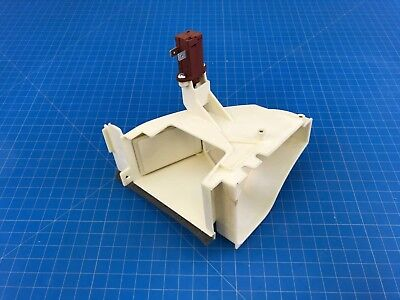 Genuine Whirlpool Microwave Air Guide Assembly W10631701 W10458325 W10756358