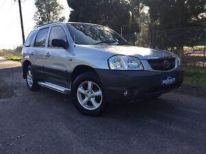 2004 MAZDA TRIBUTE AUTO REGO & RWC ***ONE YEAR FREE WARRANTY*** Lilydale Yarra Ranges Preview