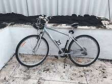 Adult Male Giant Cypresso Bike and Helmet- Fair Condition . Scarborough Stirling Area Preview