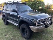 1994 80 Series Toyota Landcruiser GXL 1HZ Diesel Collie Collie Area Preview