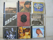 Moody Blues CD Lot