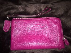 Coach Wristlet/Wallet - Barely Used
