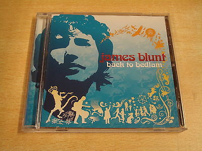 CD / JAMES BLUNT - BACK TO BEDLAM