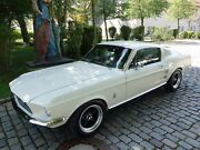 Ford 67 Fastback 427, 518 PS,715 Nm, Gutachten 1-