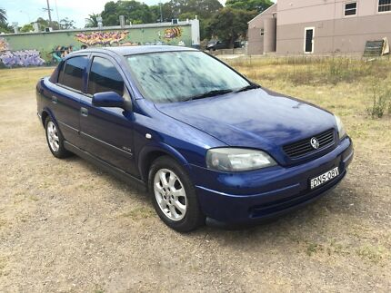 2003 Holden Astra City Automatic