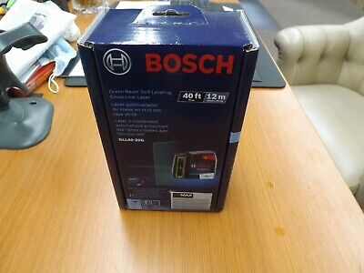 Factory Sealed Bosch Green-beam Self-leveling Cross-line Laser Gll40-20g