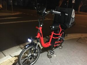 Electric Bicycle / E- Bike like Scooter