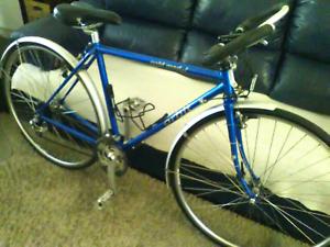Vintage Orbit Gold Medal Touring Bike