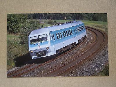 417 AK DB Triebwagen 610.508-4/Fischstein 1992