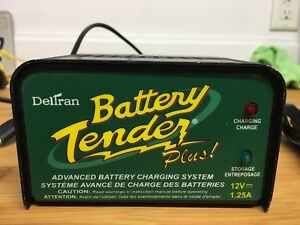 Chargeur de batterie Tender Plus