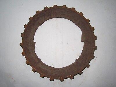 Vintage John Deere Cast Iron H1302b Seed Planter Plates Rings Steampunk
