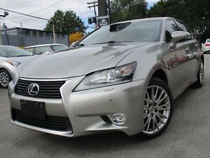 2015 Lexus GS 350 AWD~NAVIGATION~COOLED SEATES~HEADS UP DISPLAY