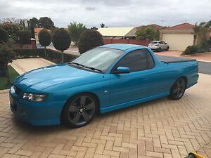 2005 Holden VZ V6 Ute Landsdale Wanneroo Area Preview