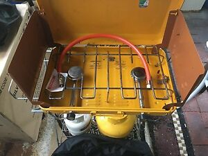 Camping stove with stand Christies Beach Morphett Vale Area Preview