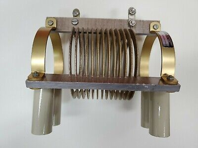 Kintronic Laboratories Type L10-20 Serial 3172-011195 Transmitter Inductor Am