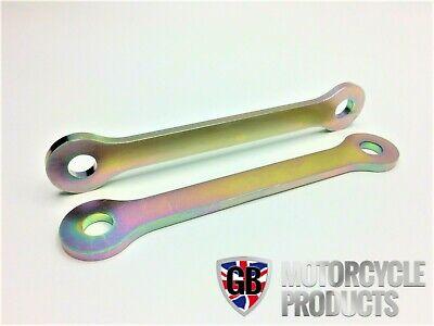 Suzuki GSXR 600 K1-K5 2000-2005 40mm Lowering Kit, Dog Bones, Suspension Links