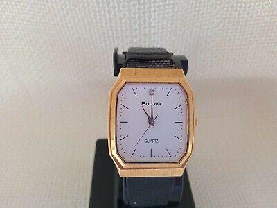Orologio vintage Bulova da donna - anni '80