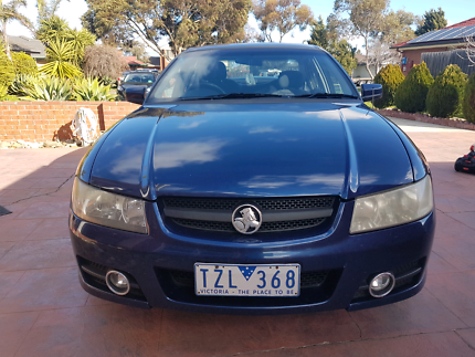 Holden 2005 vz Commodore