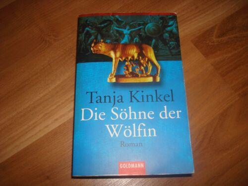 buch roman die söhne der wölfin tanja kinkel flohmarkt