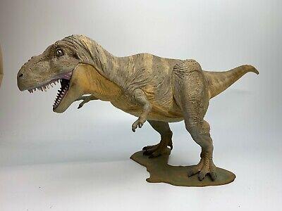 Vintage Jurassic Park The Lost World T-Rex Amblin Tyrannosaurus Statue Figure