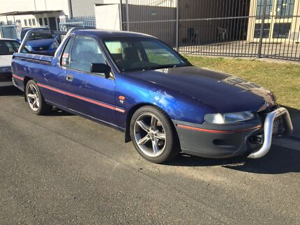 1998 Holden Commodore Ute Clontarf Redcliffe Area Preview