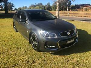 2017 Holden Commodore SV6 Automatic Wagon Forbes Forbes Area Preview