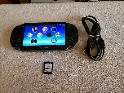 Sony PlayStation PS Vita PCH-1001 Console System