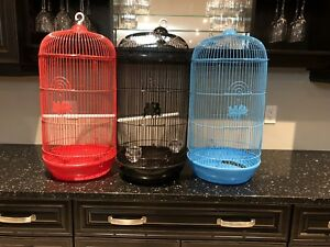 BRAND NEW TALL BIRD CAGES!!
