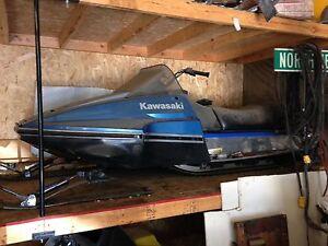 Kawasaki 340 invader
