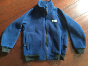 MEC fleece jacket youth size 8
