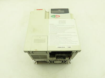 Mitsubishi Variable Freq. Drive Vfd Ac Inverter 480v 60hz 3p In .2-400hz Out 3hp