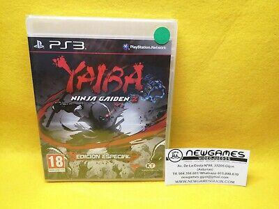 Yaiba Ninja Gaiden Z. Edición Especial - Playstation 3 (PS3) - PRECINTADO