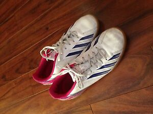 Indoor Adidas Soccer Shoes----sz 7.5 Peterborough Peterborough Area image 1