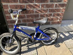 Young boys crossover bike