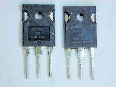 Irfp450 Original Ir Mosfet Transistor 2 Pcs