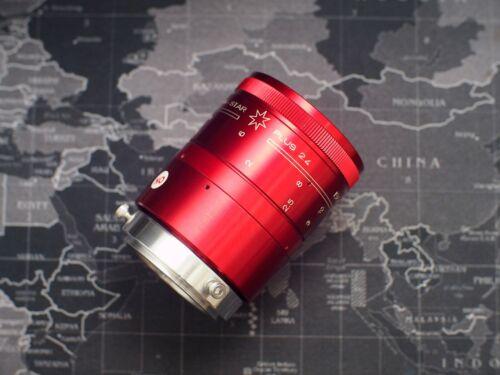 Isco Cinemascope Ultra Star PLUS 2.4 Anamorphic Micro [Rare Version] FREE CLAMP
