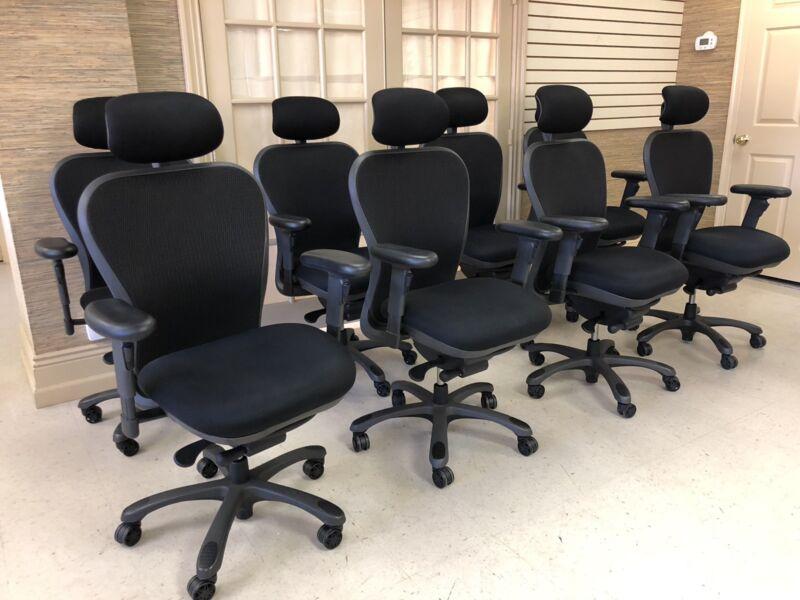 Nightingale CXO 6200D Memory Foam, Mesh, headrest , Lumbar Support Office Chair