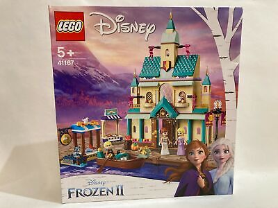 NEW LEGO Disney Frozen II Arendelle Castle Village 41167 Building Kit RRP$150