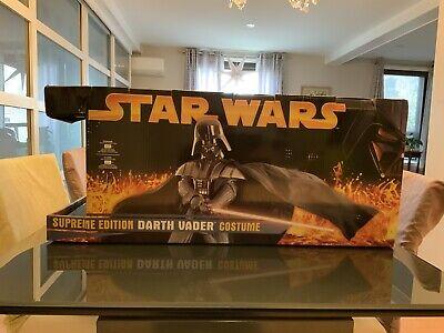Darth Vader Supreme Edition std Costume  Collector Plus Star Wars Costume Rubies