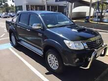 2013 Toyota Hilux SR5 Utility Double Cab 4dr Man 5sp 4x4 3.0DT Hewett Barossa Area Preview