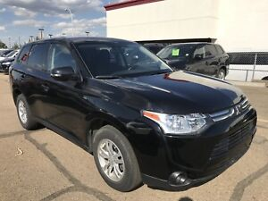 2014 Mitsubishi Outlander SE | Heated Seats | Bluetooth | Cruise