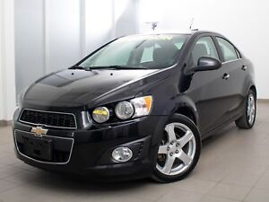 2014 Chevrolet Sonic LT *TOIT OUVRANT* BAS KM *CAMERA RECUL* WOW