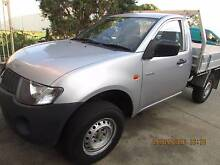 Mitsubishi Triton AUTO with RWC Tottenham Maribyrnong Area Preview