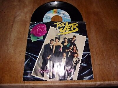 The Jets: Sendin' All My Love / Today It's Your Birthday 45 With Picture Sleeve - Today It's My Birthday
