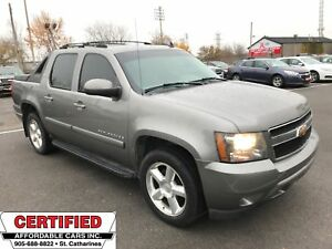 2007 Chevrolet Avalanche LTZ ** 4X4, HTD LEATH, DVD, AUTOSTART *